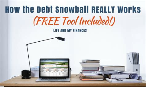 debt snowball  works  tool included