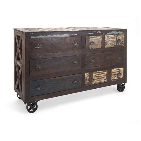 Rustic Kitchen Sideboard by Industrial Buffet Cabinet Rustic Kitchen Sideboard