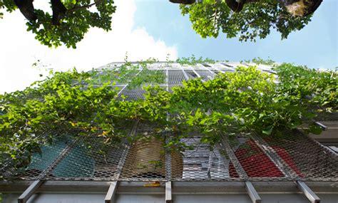 Gardens Salinas by Bioclimatic Garden Building Promotes Biodiversity