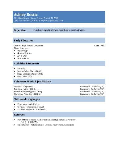how to change resume format career event planner for a job template