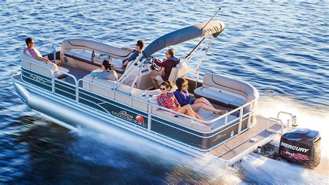 sun tracker pontoon boat reviews sun tracker boats 2016 party barge 24 dlx and xp3