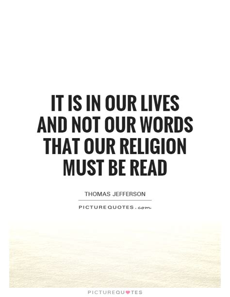 in our own words religious in a changing world books it is in our lives and not our words that our religion