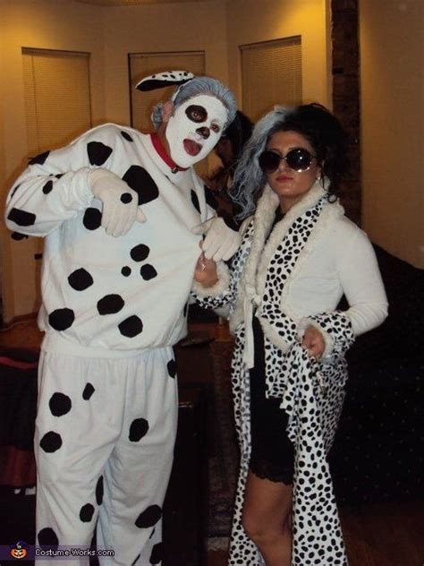 cruella de vil  spot   dalmatians couple