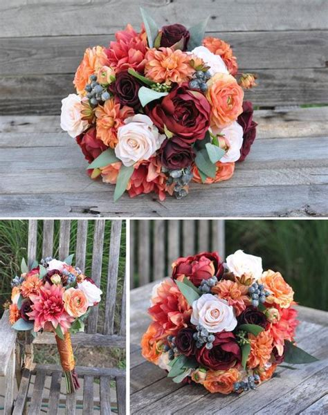 Fall Wedding Flower Arrangements by Autumn Flower Arrangements For Weddings Best 25 Fall