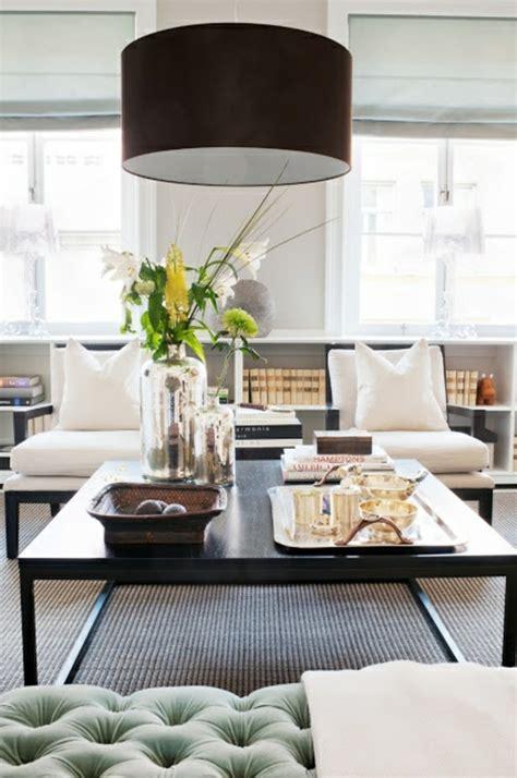 beleuchtungsideen fuers wohnzimmer coole moderne