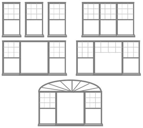 standard size house windows window sizes how big how tall home tips for women