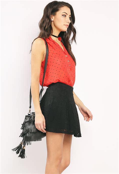 heart pattern blouse heart pattern sleeveless shirt shop blouse shirts at