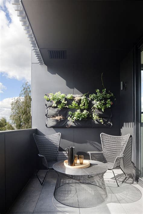arredare balconi arredamento per balconi semplici idee per piccoli spazi