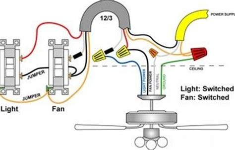 ceiling fan remote troubleshooting wiring