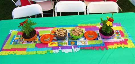 Center Table Decoration Home by Ramon S Retirement Fiesta