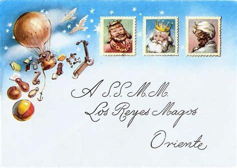 imagenes reyes magos para recortar cartas reyes magos vintage para colgar del 193 rbol de navidad