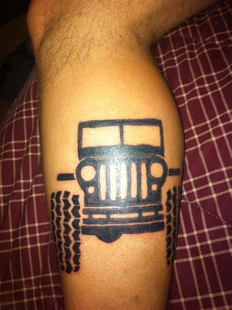 jeep tattoo pictures jeep tattoo once you go jeep pinterest jeeps