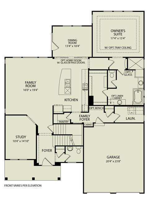 drees homes floor plans celestial 121 drees homes interactive floor plans