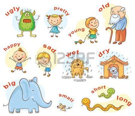 imagenes de ingles adjetivos 12 best images about adjetivos calificativos on pinterest