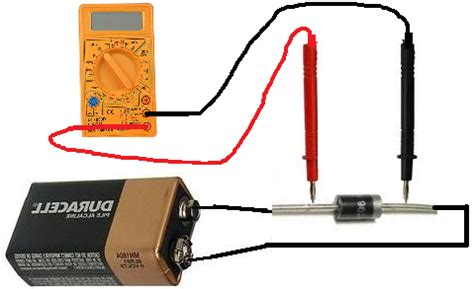 test a diode how to test a diode expert circuits