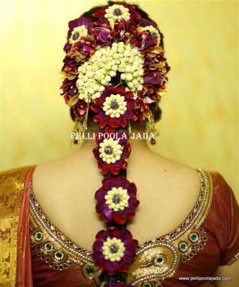 bridal jadai hairstyles poola jada ppj023 vellore poojadai