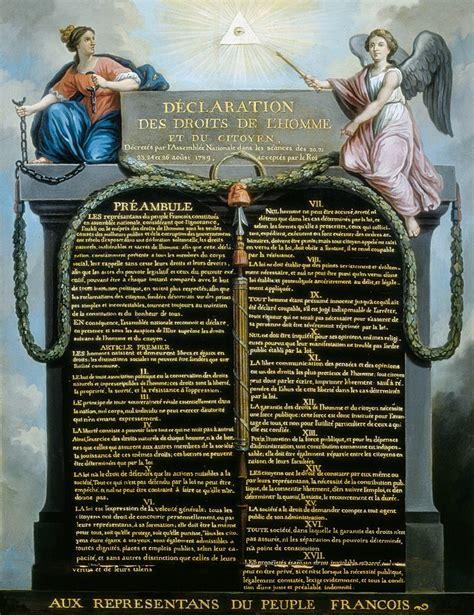 les droits de lhomme voici la d 233 claration des droits de l homme et du citoyen de 1789 ce document monumental a 233 t 233