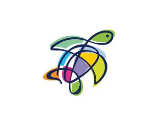 25 turtle logo design inspiration smashfreakz