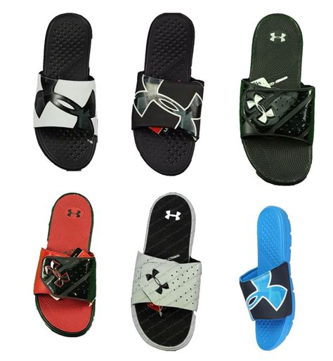 underarmour sandals new s armour micro g ev slide sandals white