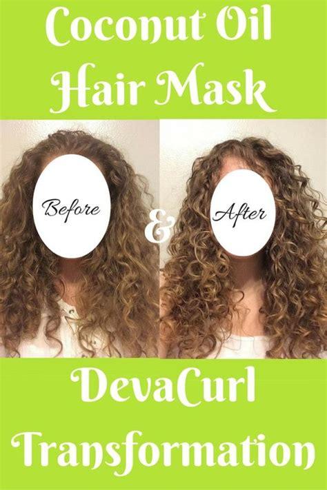 Frizzy Perm Coconut Oil | coconut oil hair mask hair masks and coconut oil on pinterest