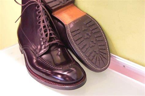 A De 57 Hitam Boots alden color 8 shell cordovan handsewn indy boot at j gilbert footwear alden of