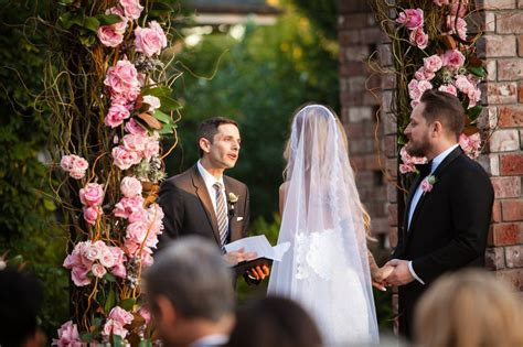 Wedding Ceremony by Opening Words And Introduction Of A Wedding Ceremony