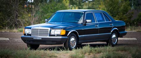 1989 Mercedes 560sel by 1989 Mercedes 560sel