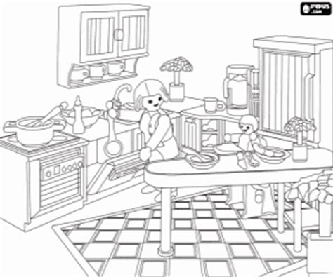 The Kitchen House Number Of Pages Playmobil Coloring Pages Printable