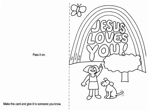 jesus loves the little children coloring pages az