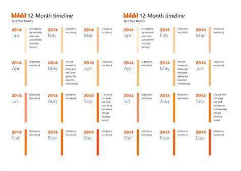 calendar timeline template 10 calendar timeline templates free word ppt format