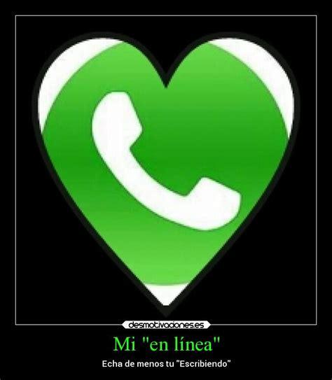 imagenes emotiva de amor para whatsapp whatsapp en l 237 nea y no te escribe cosasquenadietedice