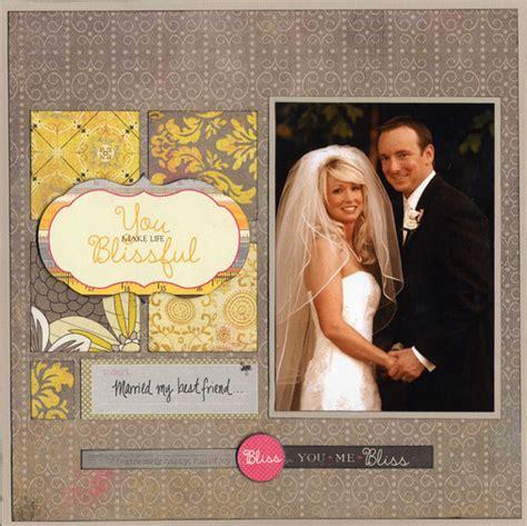 scrapbook layout for wedding wedding scrapbook ideas quotes quotesgram