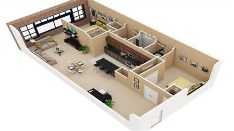 2 bedroom loft modern lofts 2 bedroom loft apartment floor plan 2
