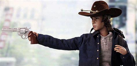The Walking Dead Carl Grimes Poncho cgl carl grimes the walking dead