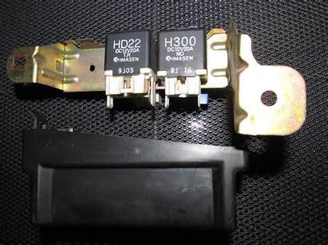 mazda miata oem engine fuse box relays autopartonecom