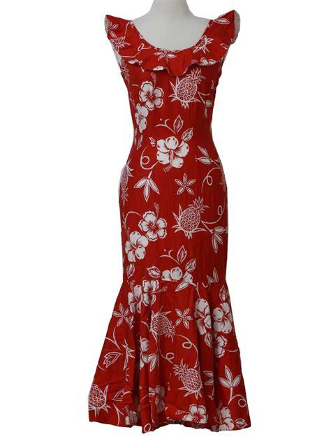 pattern hawaiian dress 1960 s skirts and blouses hawaiian dress hawaiian muumuu