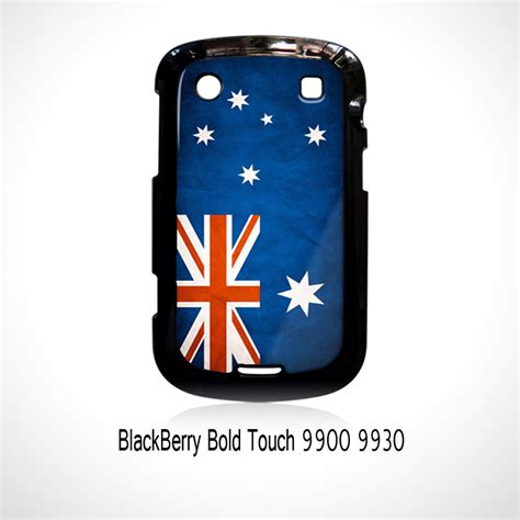 Wallet Hello Bb Dakota 9900 Blackberry Dakota Bb 9900 australian flag dakota thumb