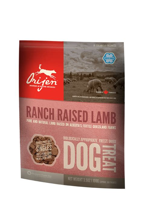 creature comforts ri orijen freeze dried ranch raised lamb creature comfort