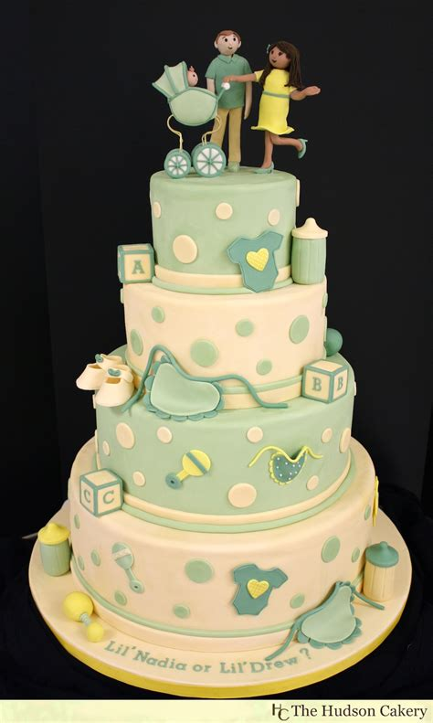 Cakes For Baby Shower by Baby Shower Cakes Baby Shower Cakes Unisex