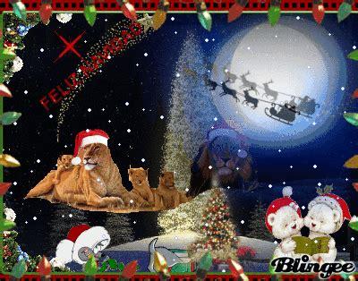 imagenes leones navidad navidad para los leones picture 103665005 blingee com