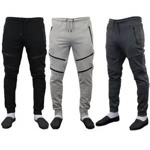 Mens Comfortable Pants Mens Designer Skinny Fit Joggers Casual Trousers Jogging