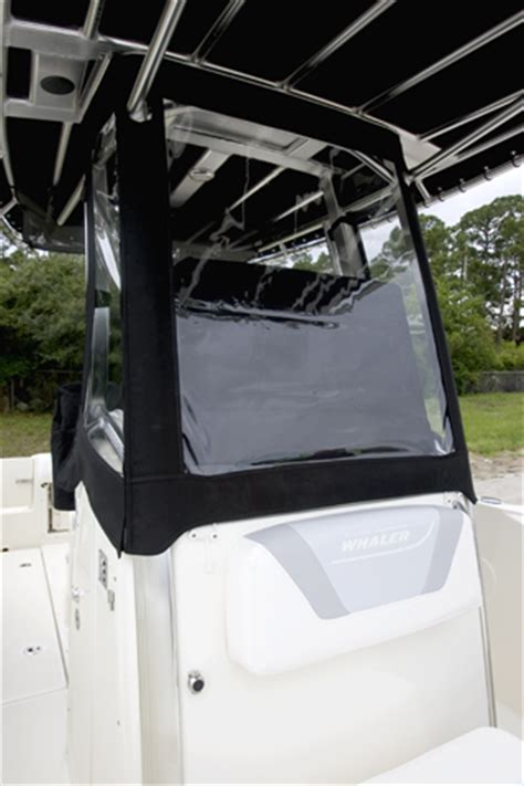 t top curtains boston whaler 174 220 outrage 2013 weather curtain set for