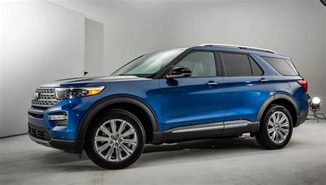 ford explorer limited hybrid colors release date