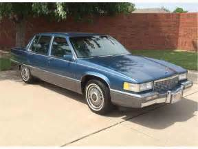 Cadillac Fleetwood Classifieds For 1988 To 1990 Cadillac Fleetwood 2 Available