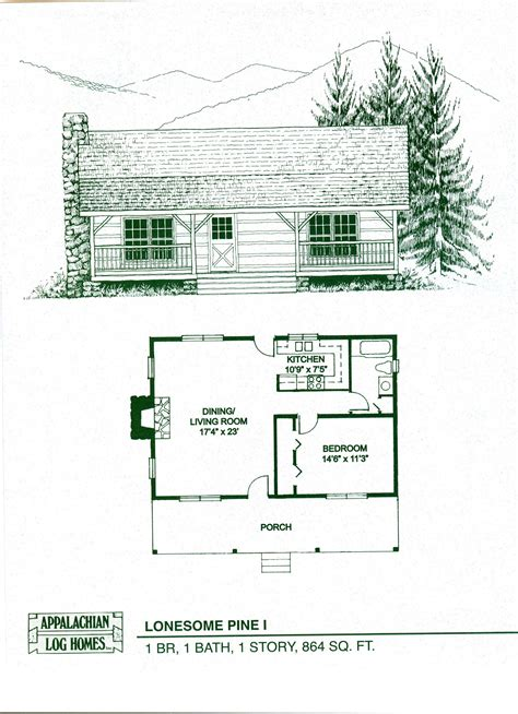 one story cabin plans log home floor plans one story