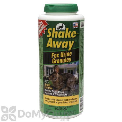 urine repellent shake away fox urine granules critter repellent 2852228