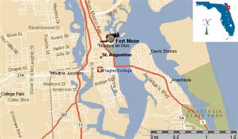 florida heritage trail map ftmose gif