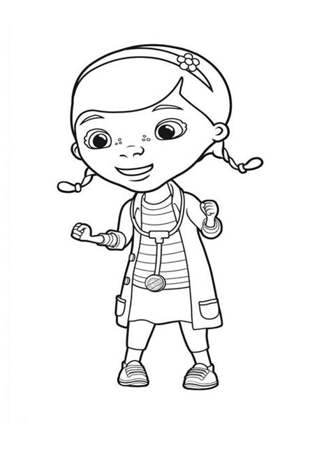 doc mcstuffins coloring pages disney junior doc mcstuffins coloring pages az coloring pages