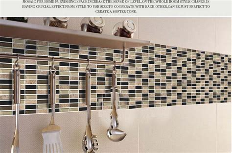 kitchen backsplash stickers wholesale with mosaic tile