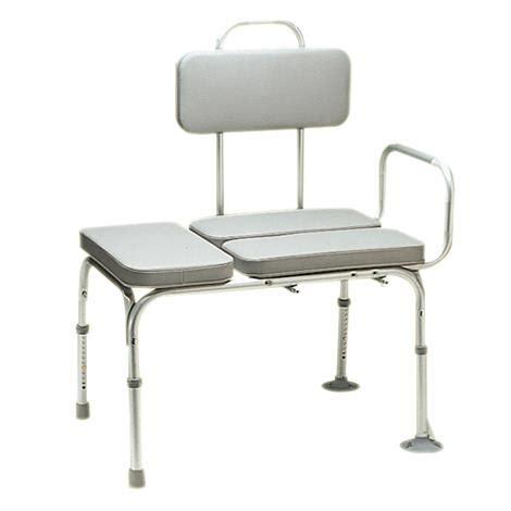 padded bath bench economy padded vinyl transfer bath bench transfer benches